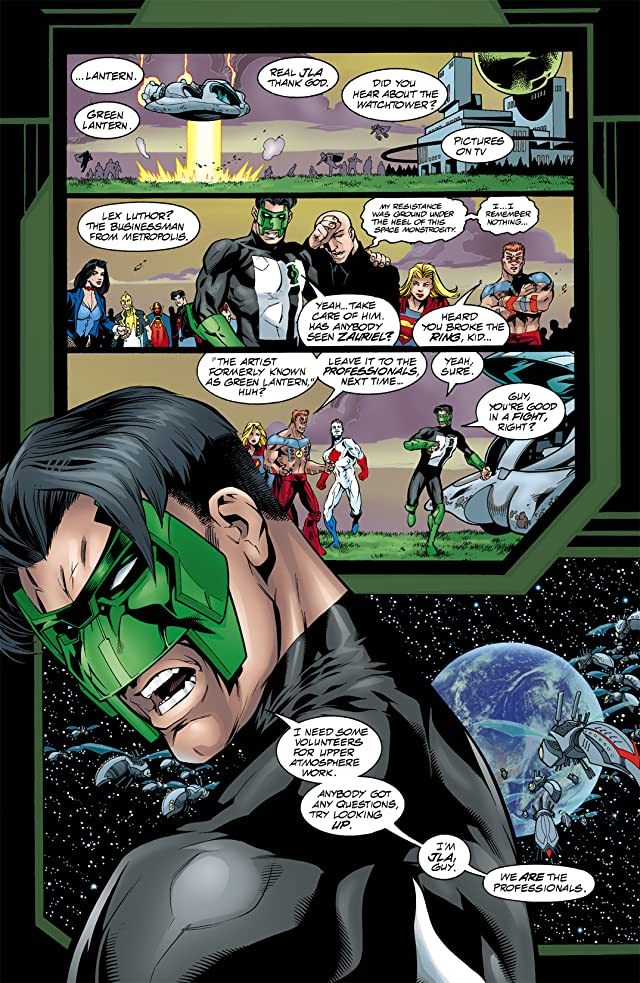 click for super-sized previews of JLA (1997-2006) #39