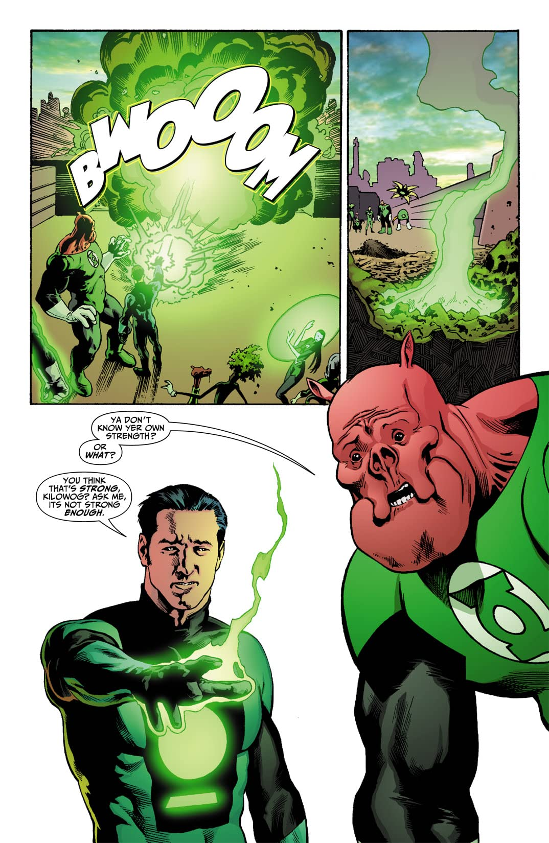 Tales of the Sinestro Corps Presents: Ion
