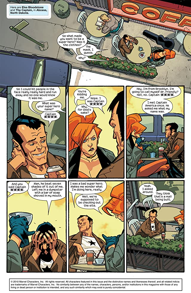 click for super-sized previews of Nextwave: Agents of HATE #1