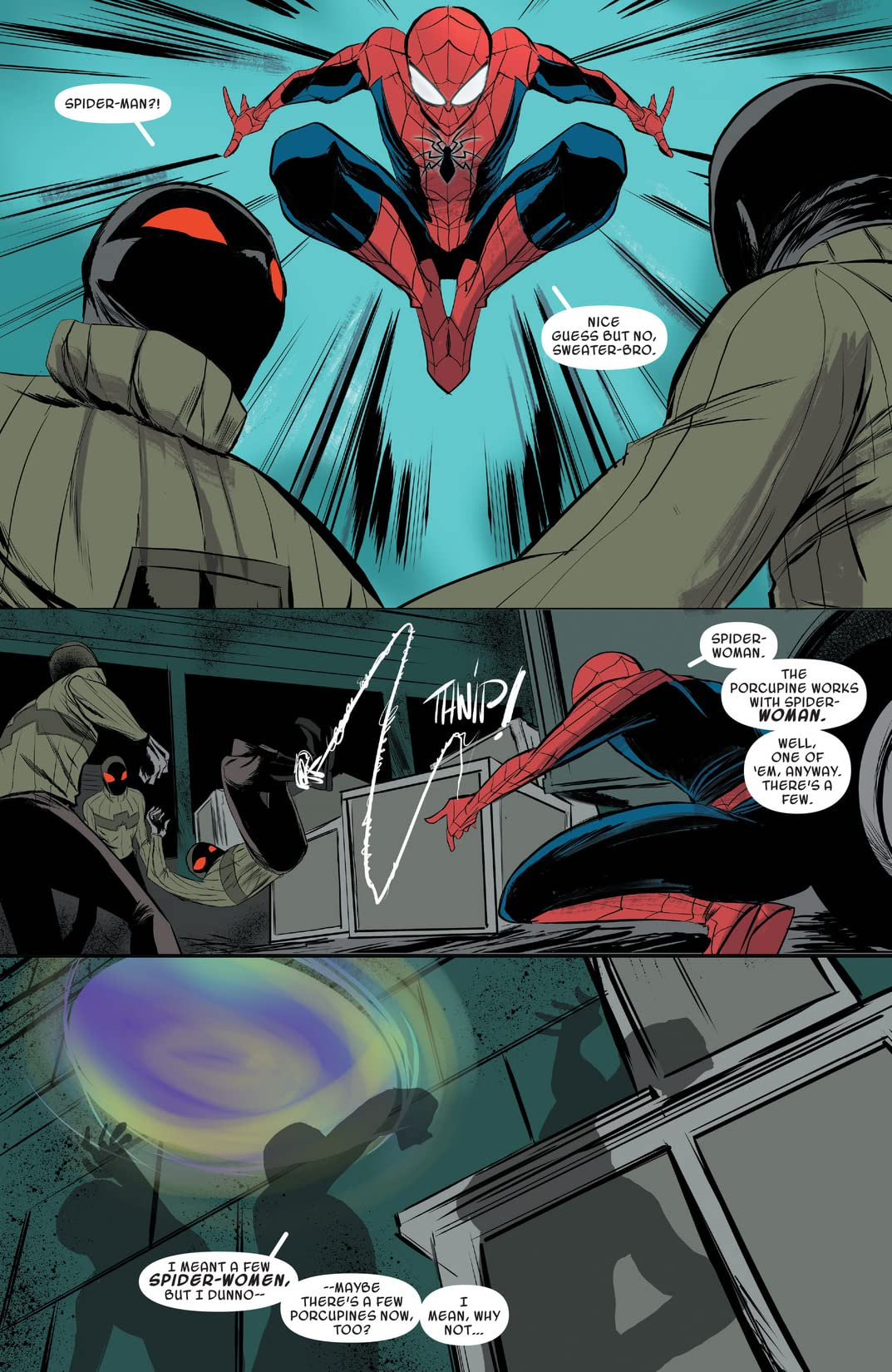 Spider-Gwen (2015-) #17