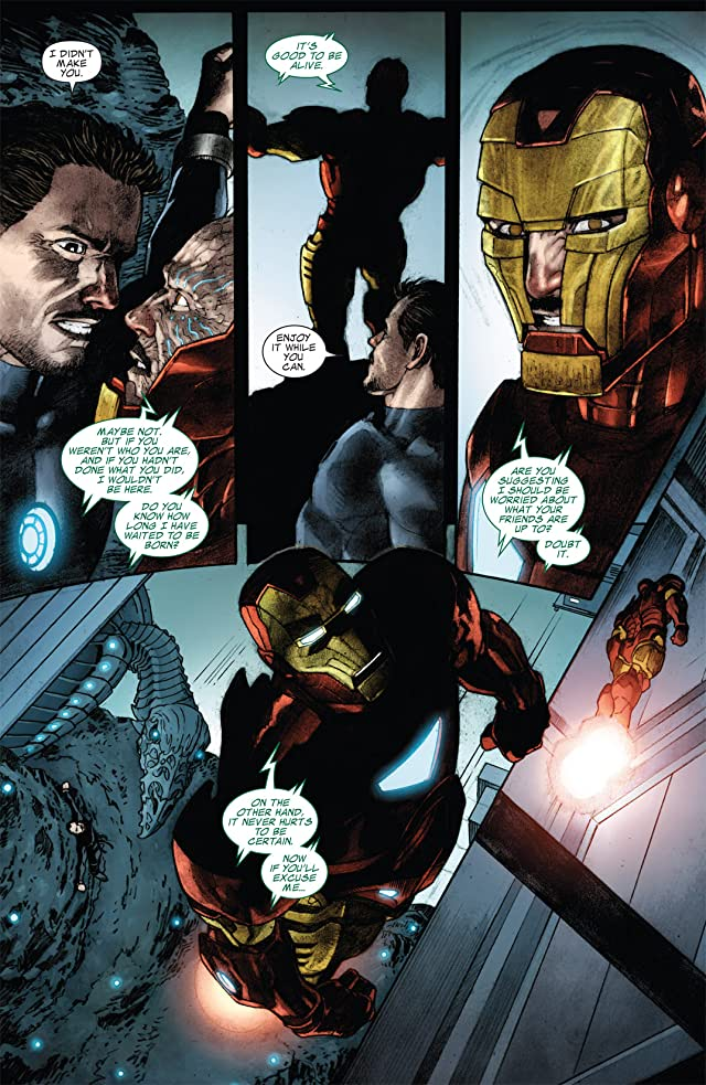 click for super-sized previews of Iron Man: The Rapture #3