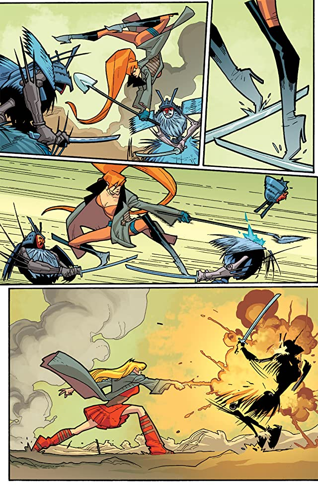 Nextwave: Agents of HATE #6