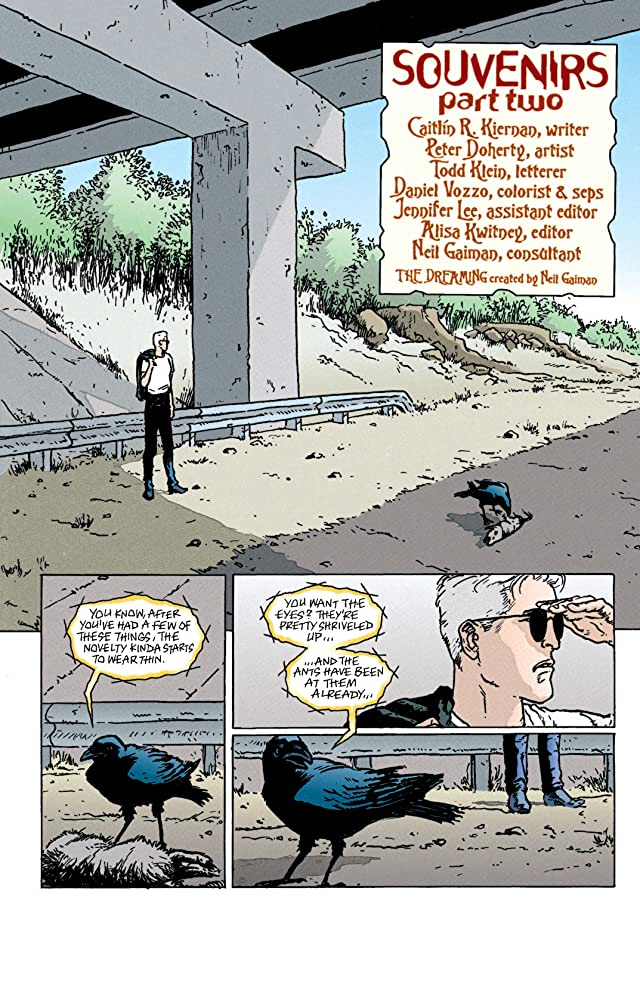click for super-sized previews of The Dreaming (1996-2001) #18