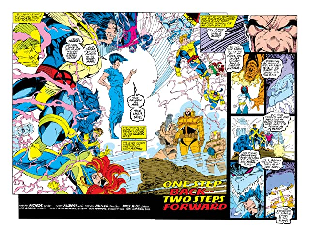 click for super-sized previews of Uncanny X-Men (1963-2011) #280