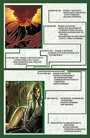 Aphrodite IX: The Hidden Files #1