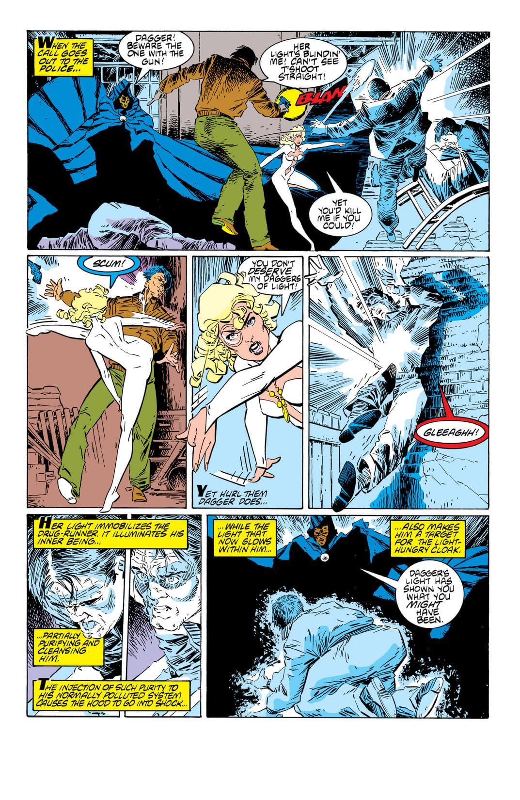 Cloak and Dagger (1985-1987) #3