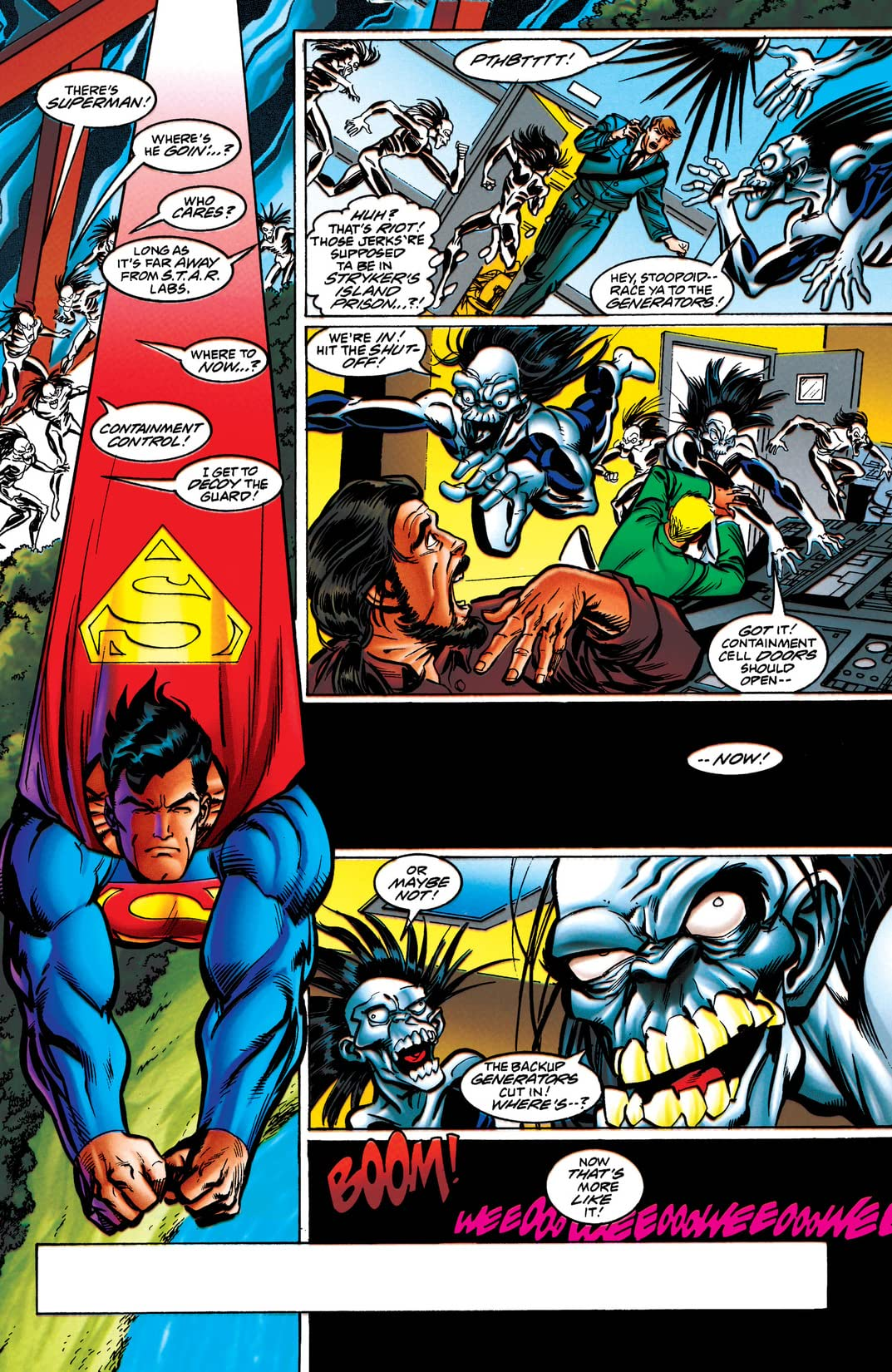 Adventures of Superman (1986-2006) #569