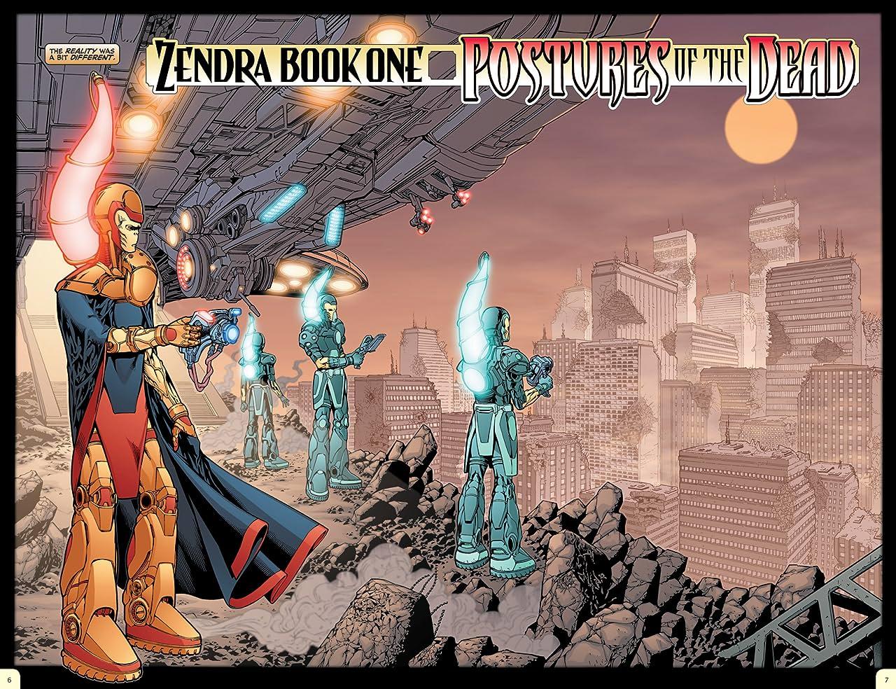 Zendra Vol. 1: Collocation
