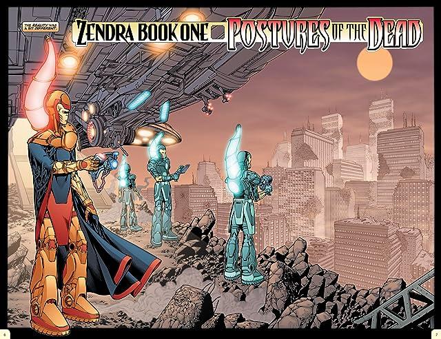 click for super-sized previews of Zendra Vol. 1: Collocation