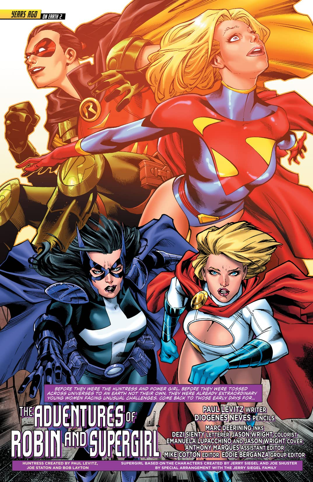 Worlds' Finest (2012-2015): Annual #1