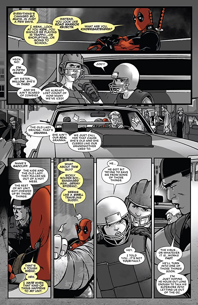 click for super-sized previews of Night of the Living Deadpool #2 (of 4)