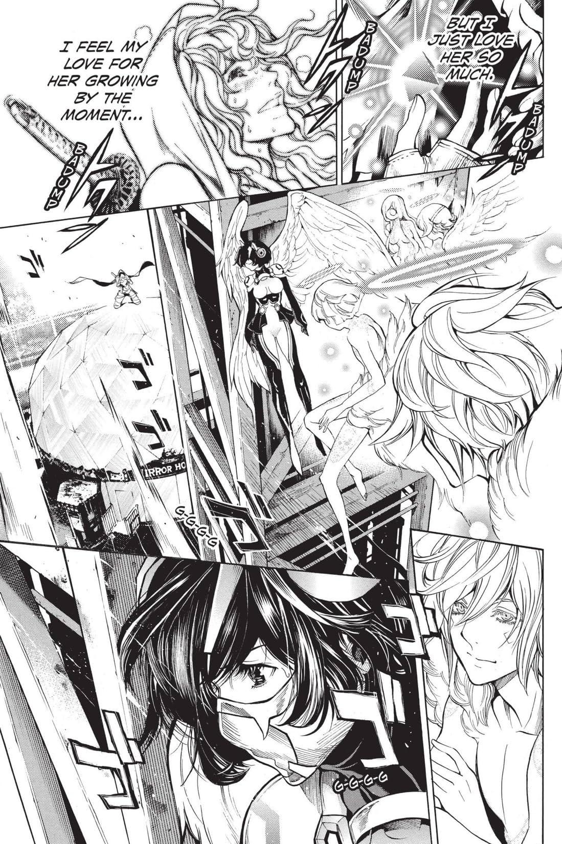 Platinum End: Chapter Seventeen