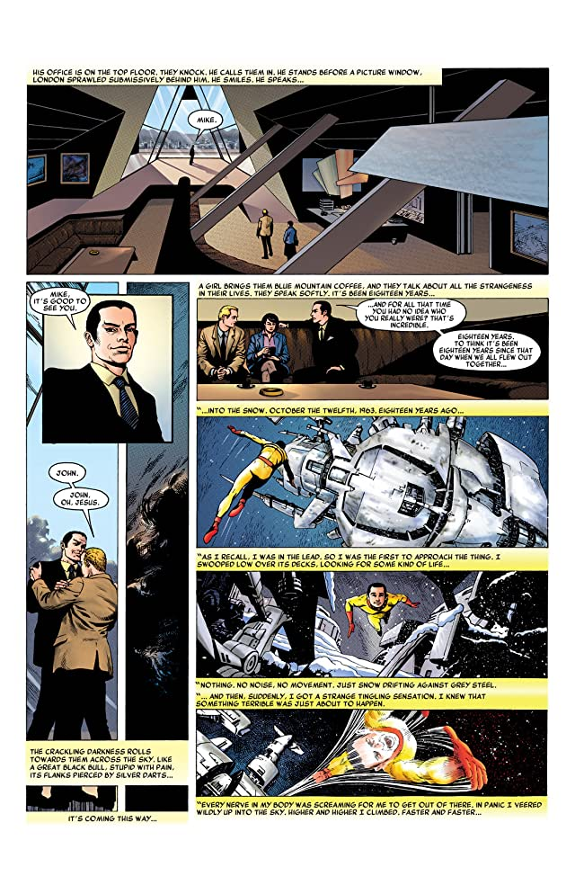 click for super-sized previews of Miracleman: Parental Advisory Edition #2