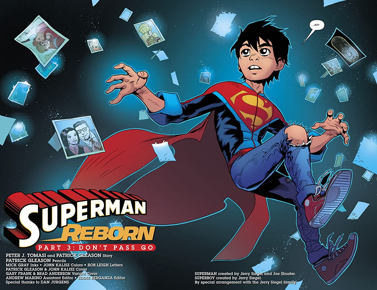 Superman (2016-) No.19