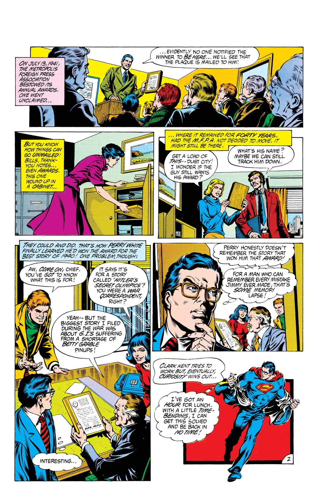 DC Comics Presents (1978-1986) #69