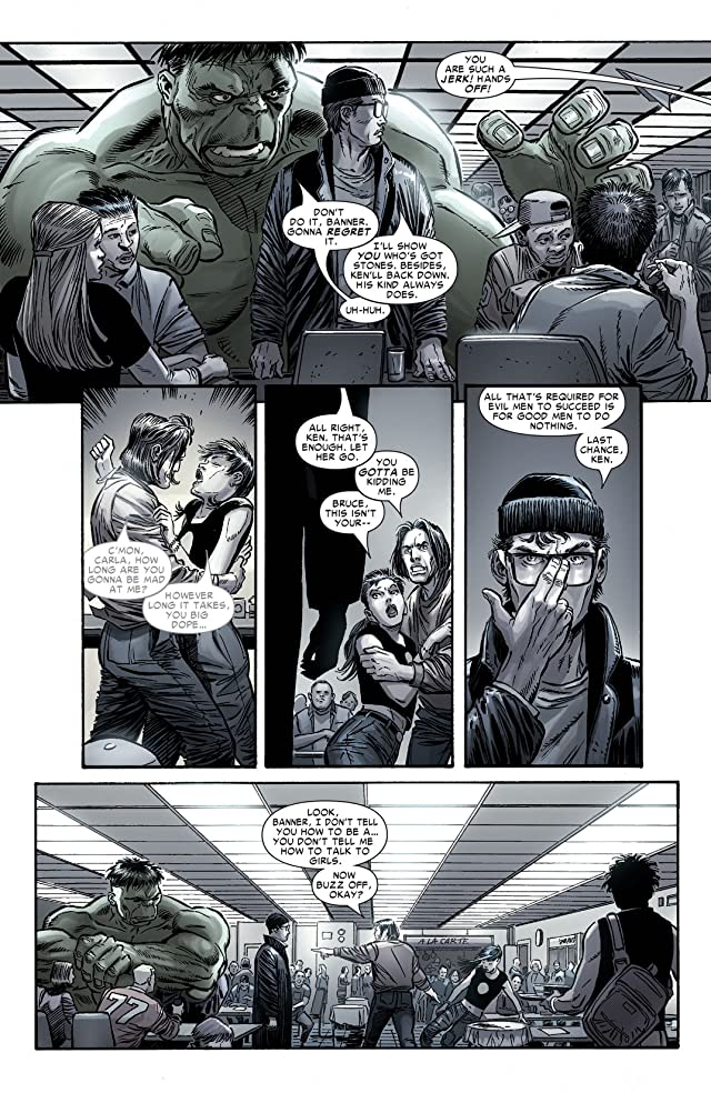 click for super-sized previews of Incredible Hulk (1999-2008) #78