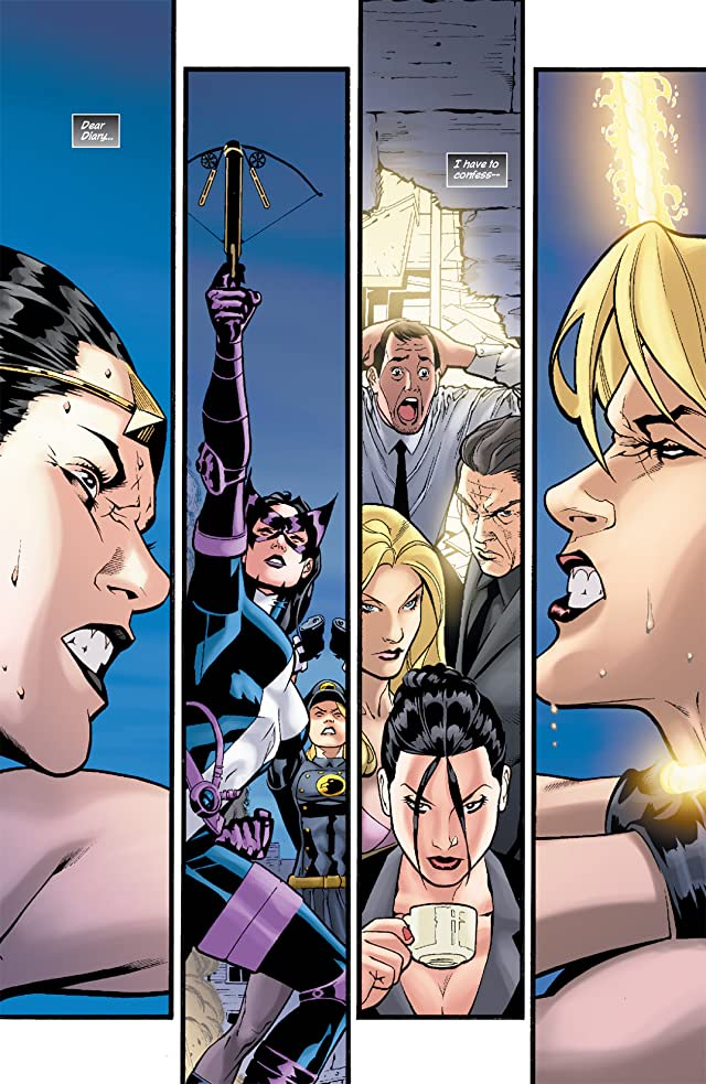 Birds of Prey (1999-2009) #97