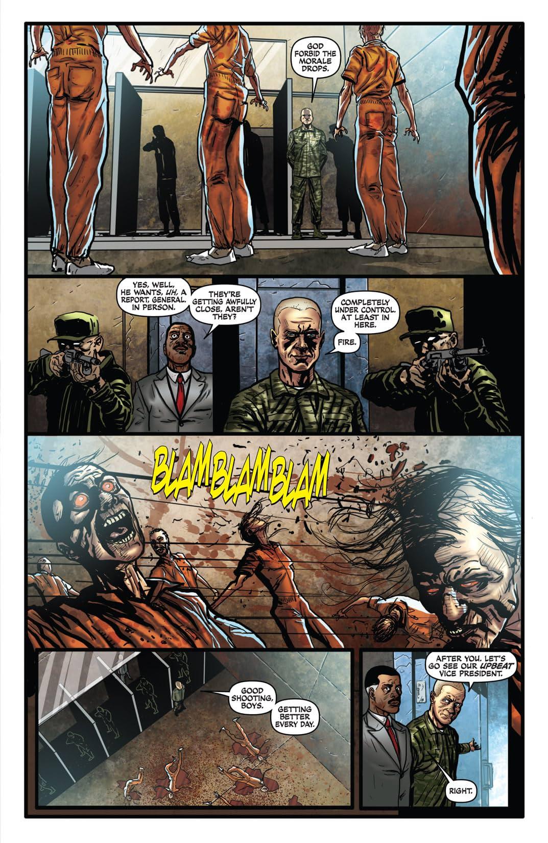 Raise the Dead II #1