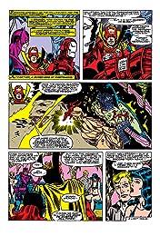 Avengers West Coast (1985-1994) #15