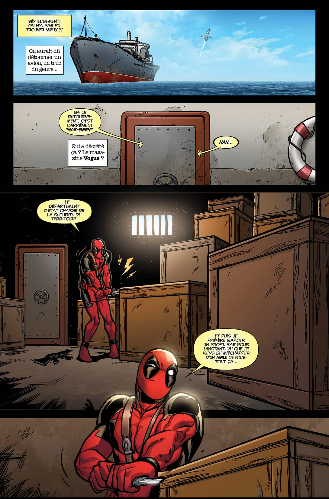 Deadpool Vol. 5: Méchant Deadpool