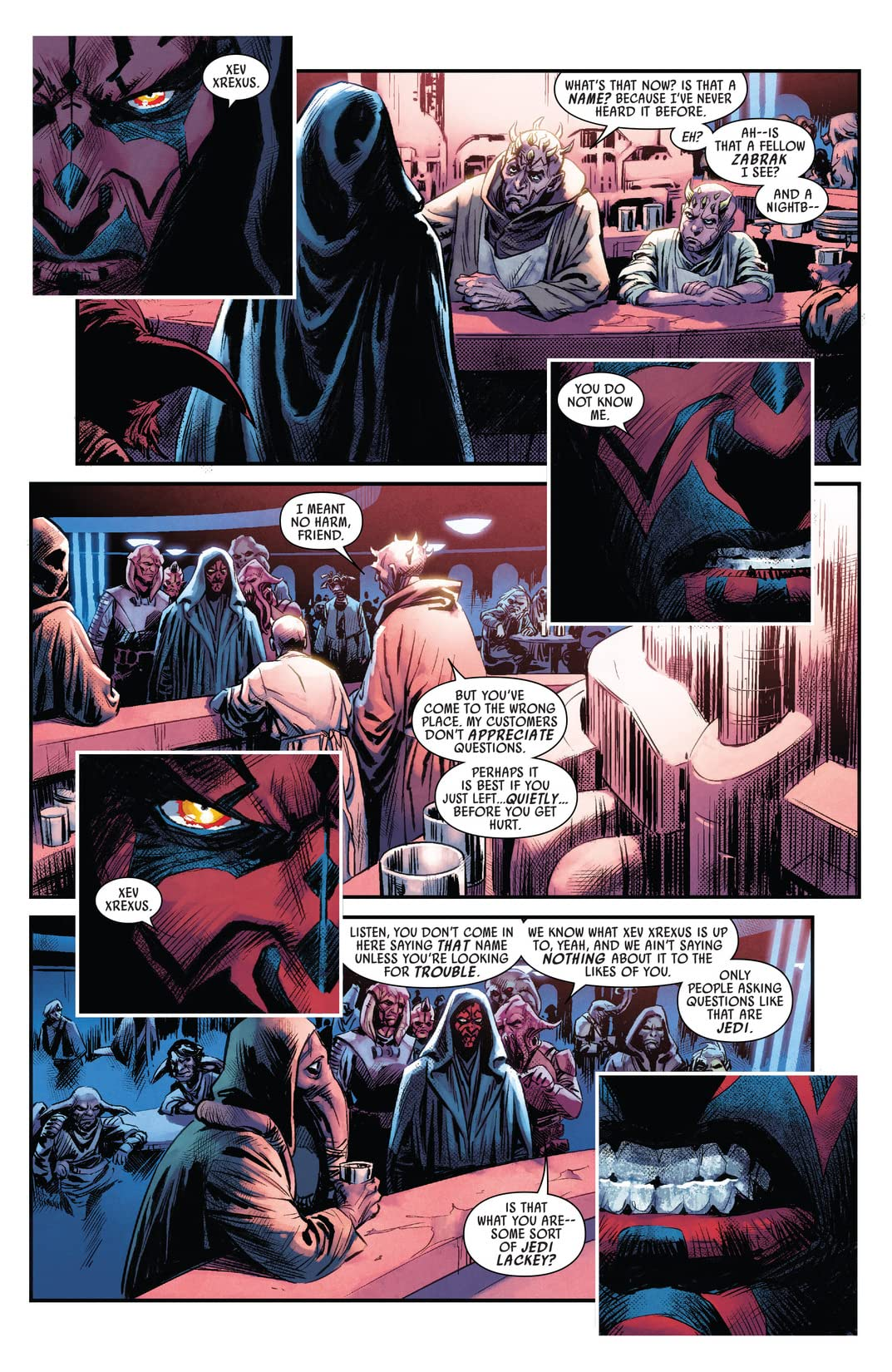 Star Wars: Darth Maul (2017-) #2