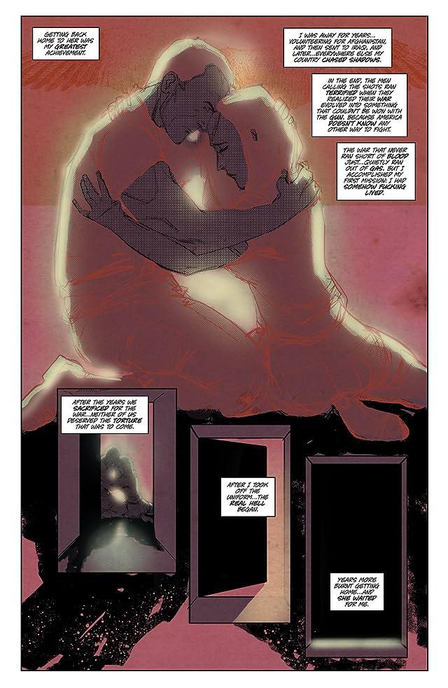 The Infinite Horizon #1 (of 6)