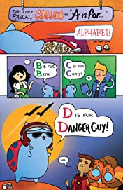 Bravest Warriors 2014 Annual