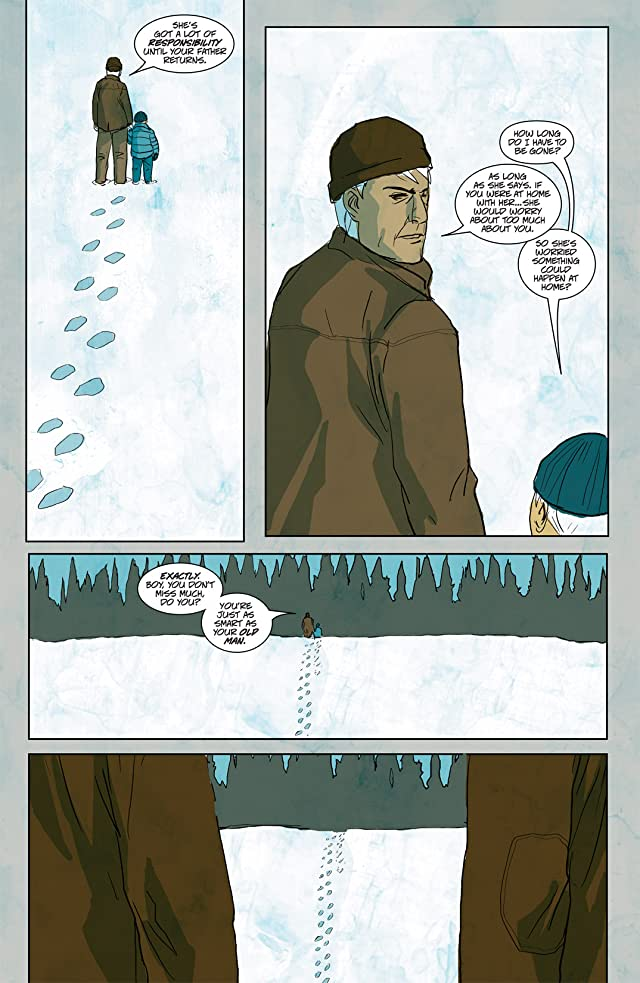 The Infinite Horizon #2 (of 6)