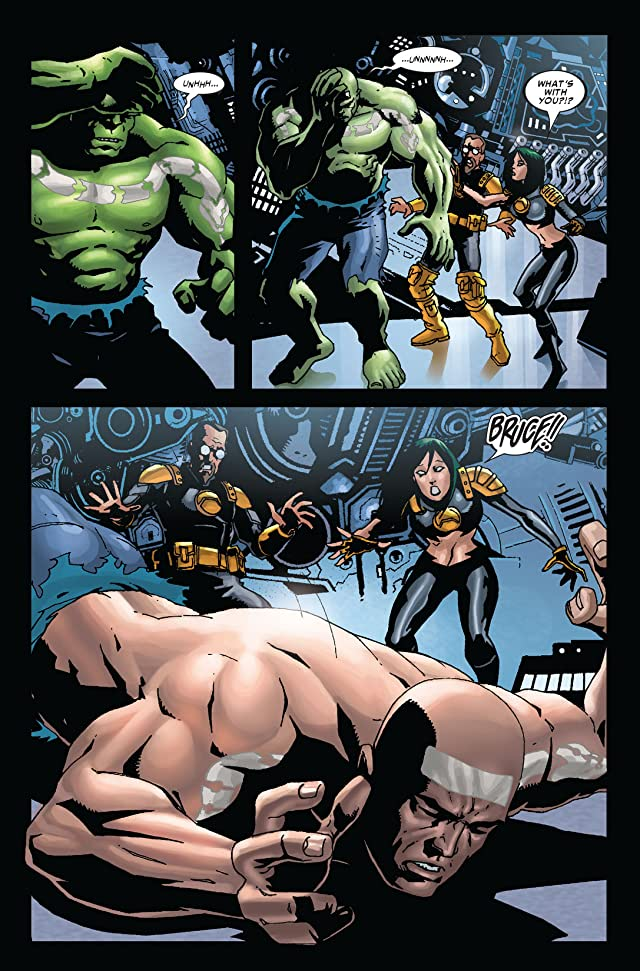 click for super-sized previews of Incredible Hulk (1999-2008) #86