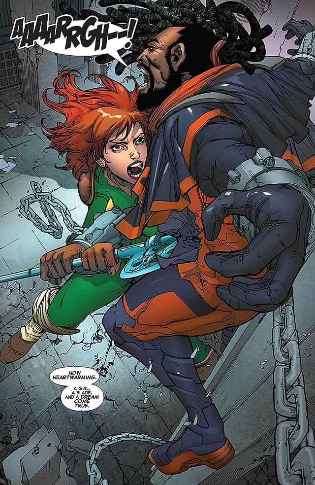 Uncanny X-Force (2013-2014) #17