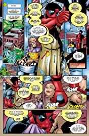 Deadpool Killer-Kollektion Vol. 8: Bis dass der Tod uns scheidet