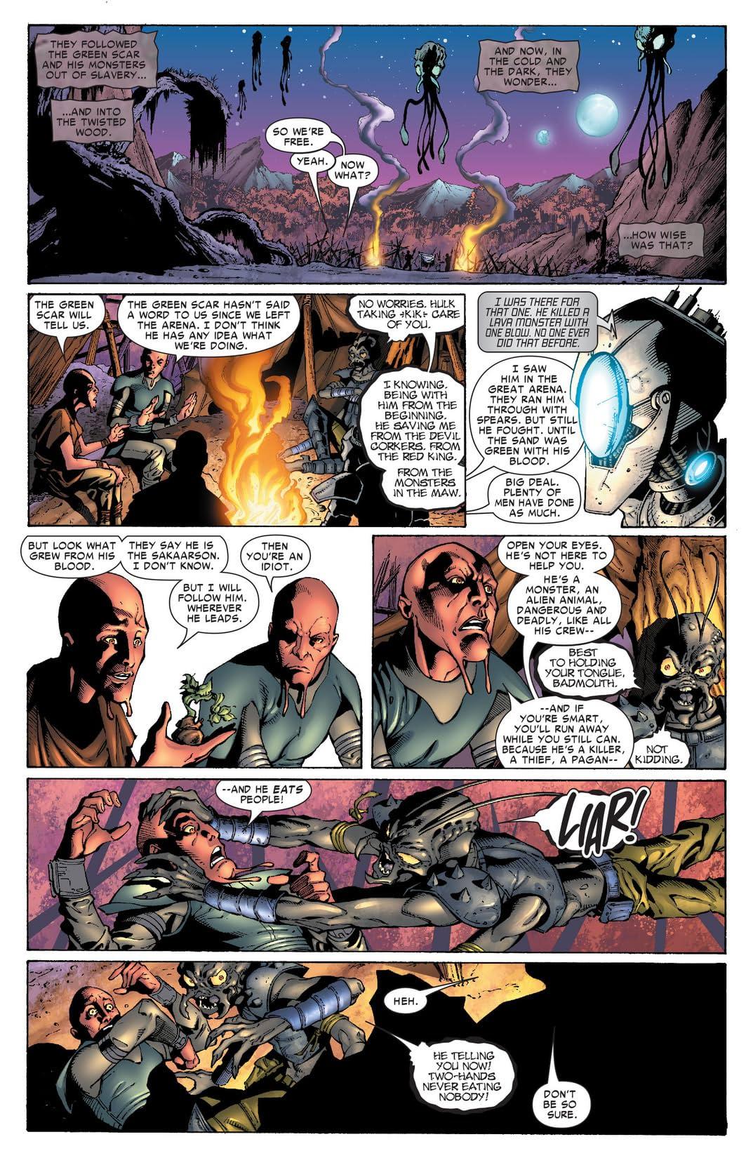 Incredible Hulk (1999-2007) #96