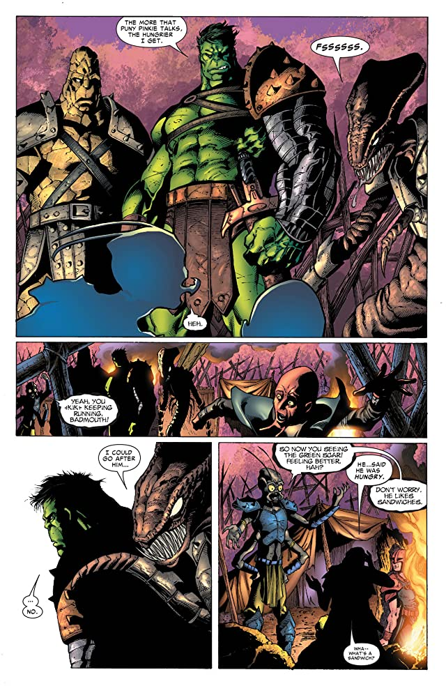 Incredible Hulk (1999-2008) #96