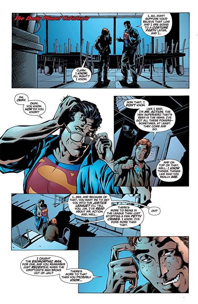 click for super-sized previews of Action Comics (1938-2011) #854