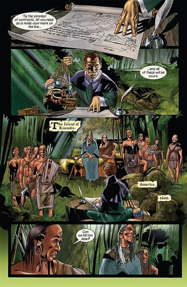 Marvel 1602 #2: New World