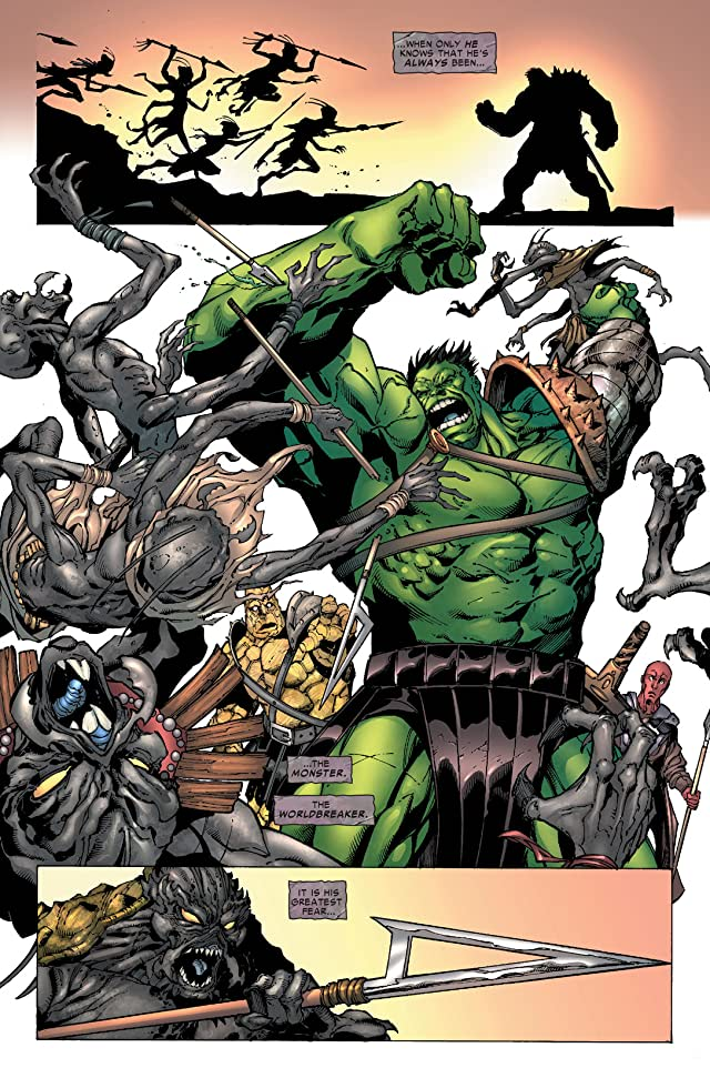 click for super-sized previews of Incredible Hulk (1999-2008) #98