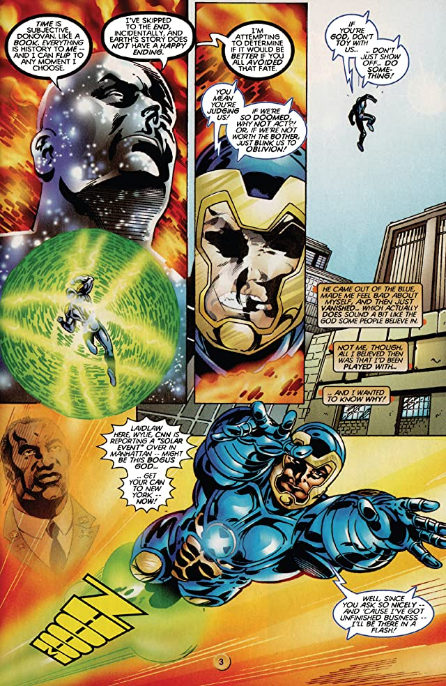 click for super-sized previews of X-O Manowar (1996-1998) #10