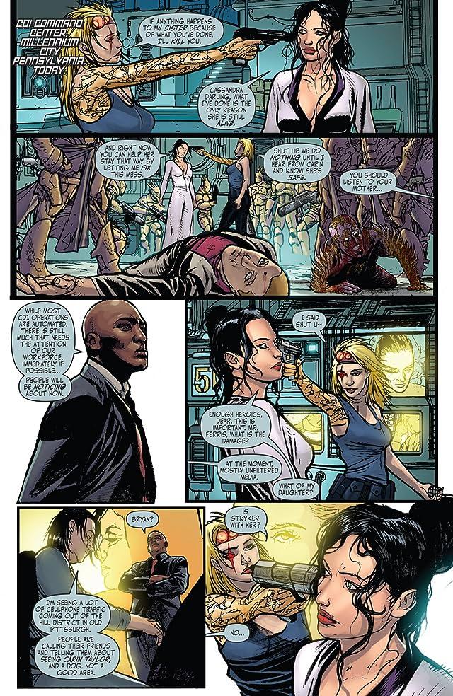 Cyberforce (2012) #8