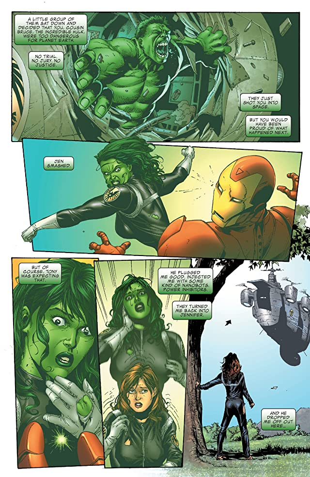 click for super-sized previews of Incredible Hulk (1999-2008) #106