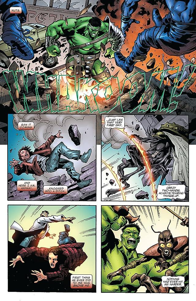 Incredible Hulk (1999-2008) #108