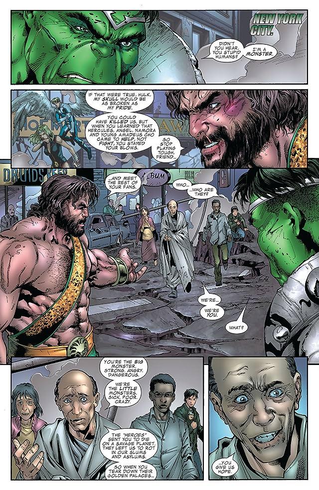 Incredible Hulk (1999-2008) #109