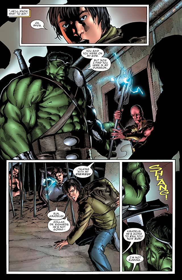 click for super-sized previews of Incredible Hulk (1999-2008) #110
