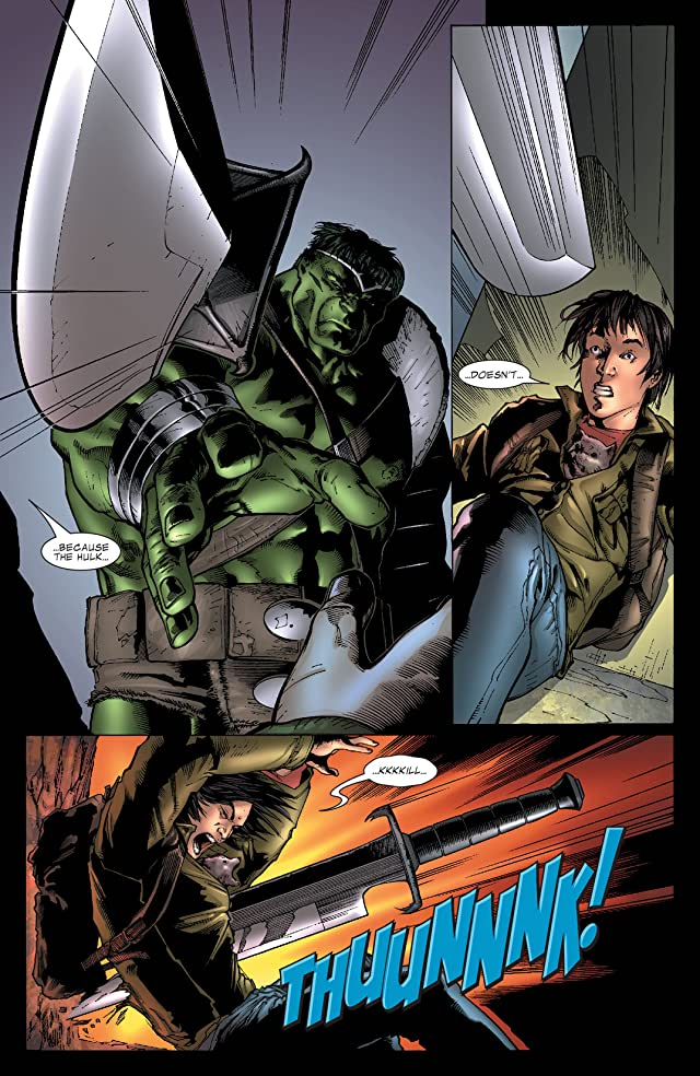Incredible Hulk (1999-2008) #110