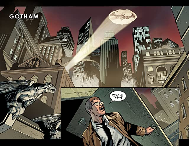 click for super-sized previews of Injustice: Gods Among Us: Year Two (2014-) #2