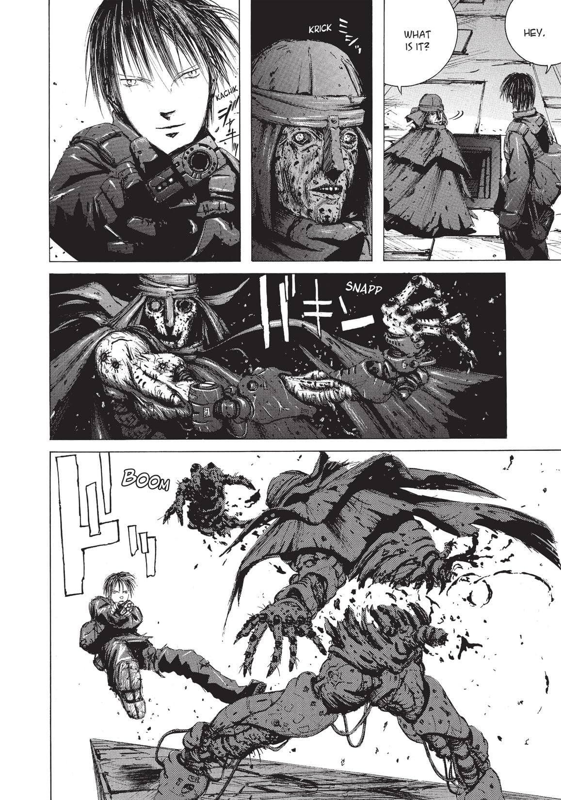 BLAME! Vol. 1