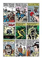 Incredible Hulk Masterworks Vol. 1