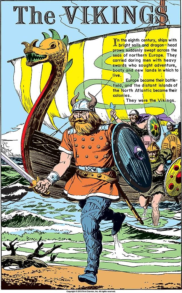 Classics Illustrated World Around Us #29: The Vikings