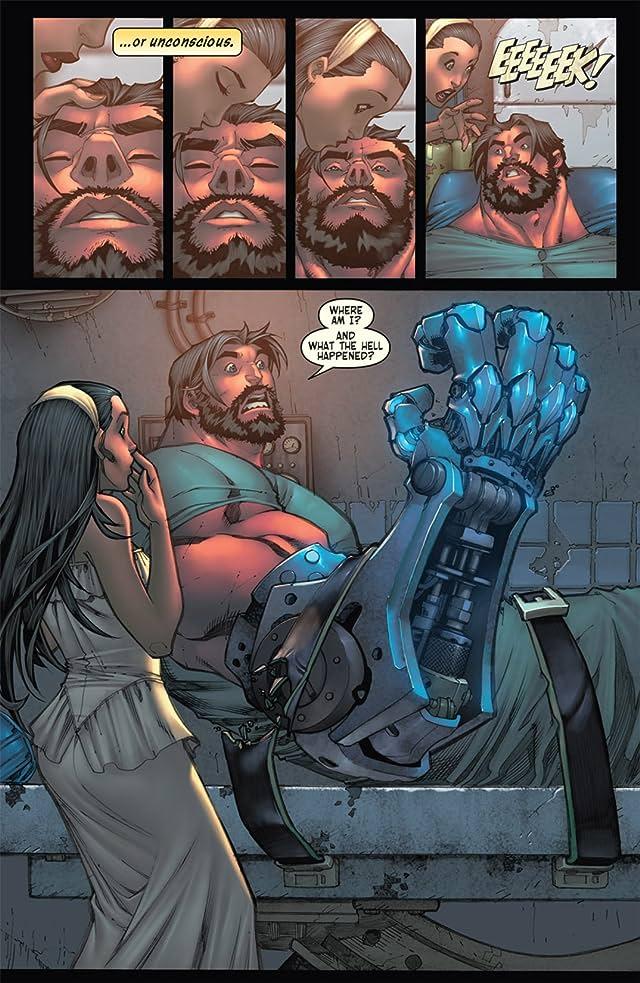 Iron Saint #2