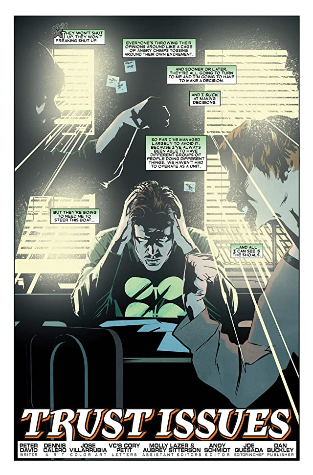click for super-sized previews of X-Factor (2005-2013) #9