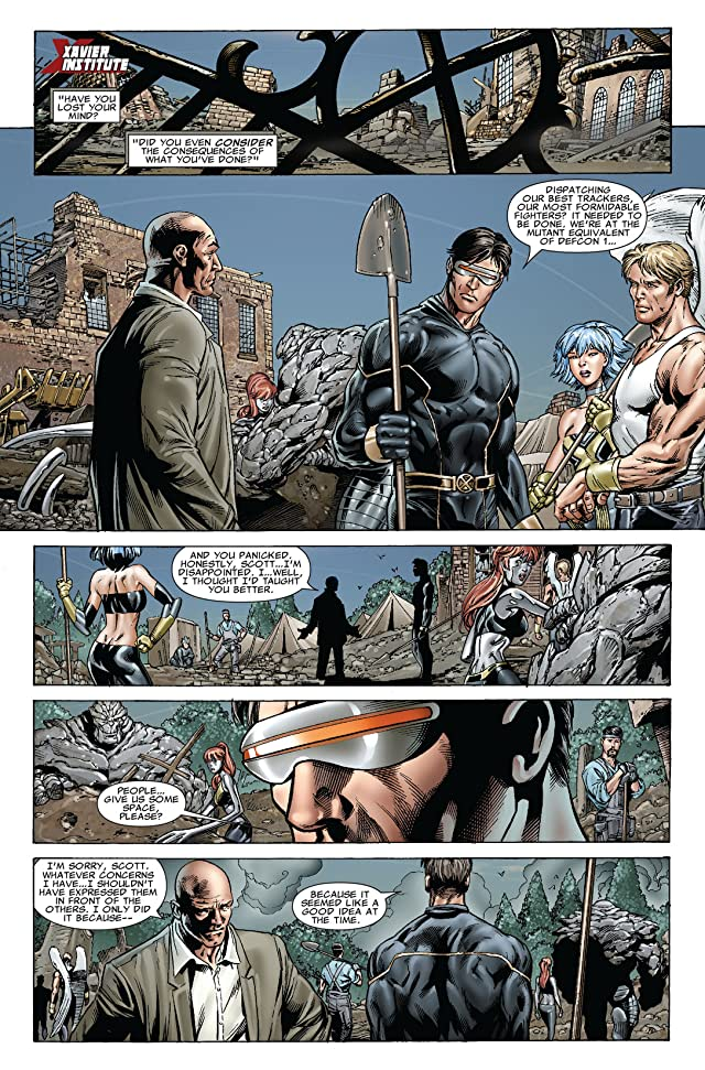 click for super-sized previews of X-Factor (2005-2013) #26